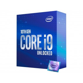 INTEL Core™ i9-10850K Processor, 3.6GHz w/ 10 Cores / 20 Threads