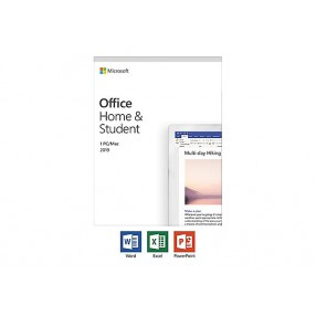 MICROSOFT OFFICE HOME & STUDENT 2019 RETAIL BOX