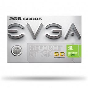 EVGA GT 740 2GB DDR3 PCIE HDMI DUAL DVI