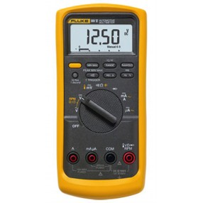 PAIM SIZE DIGITAL MULTIMETER