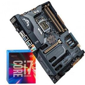INTEL Core i7-6700K Processor Bundle w/ ASUS Sabertooth Z170 Ma