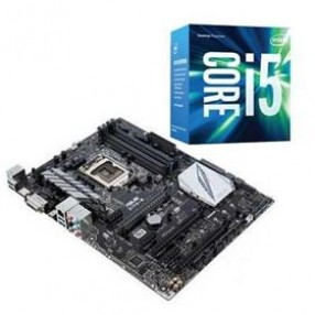 INTEL Core i5-6500 Processor Bundle w/ Asus Z170-E LGA1151 Moth