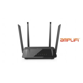 DLINK AMPLIFI WIRELESS AC1200 DUAL BAND ROUTER