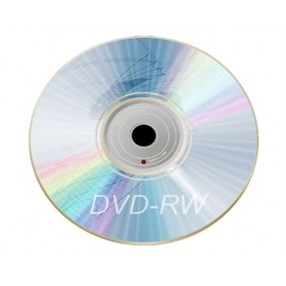 DVD-RW RECORDABLE DISC