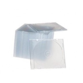 CD JEWEL CASE 25PK