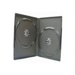 DVD CASE DOUBLE SIZE 100PACK