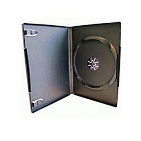 DVD CASE SINGLE 100 PACK