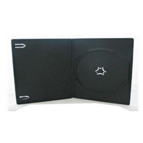 DVD CASE SLIM SINGLE 100PACK