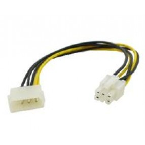 4PIN TO 6PIN ADAPTER (PCI-E VIDEO CARD)