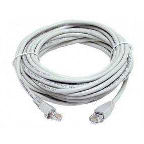 15' Cat 5e RJ45 STRAIGHT THROUGH CABLE