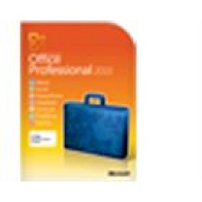 MS OFFICE PROFESSIONAL 2010 RETAIL PACK