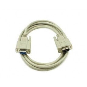 SERIAL CABLE 9PIN F/F 10'