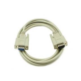 SERIAL CABLE DB9M-DB9F 6'