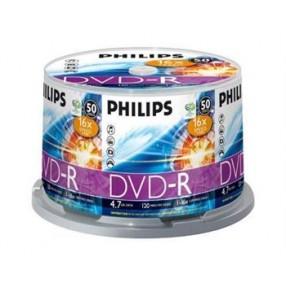 DVD-R 16X 50PK PRINTABLE