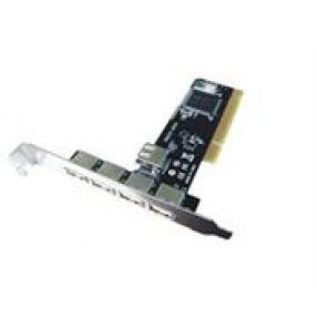 5 PORT PCI USB VERSION 2.0 CARD
