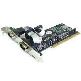 2 PORT SERIAL PCI CARD