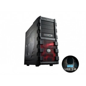 COOLERMASTER HAF 912 USB3 BLACK ATX CASE