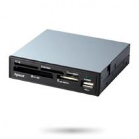 APACER AE501 INT CARD READER SUPPORTS SDHC W/1USB