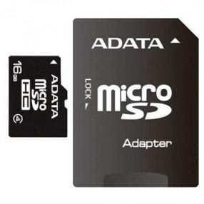 ADATA 16GB MICRO SDHC CARD