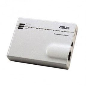 ASUS WL-330GE-M WIRELESS ACCESS POINT BROAD RANGE MEDIA BRIDGE
