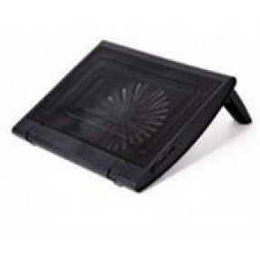 NOTEBOOK COOLING PAD BLACK