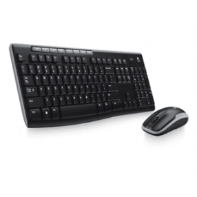 LOGITECH MK260 WIRELESS DESKTOP KEYBOARD AND MOUSE
