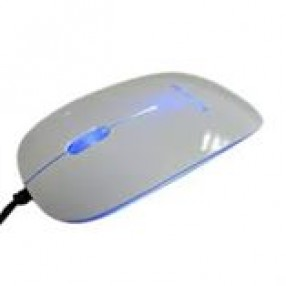 OPTICAL MOUSE BLUE LIGHT