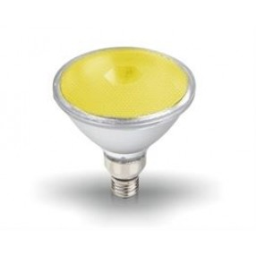 LED SPOT LIGHT YELLOW 100201Y