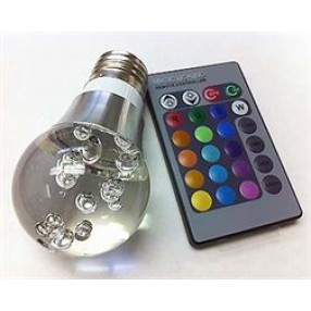 LED LIGHT BULB WITH REMOTE 14070070