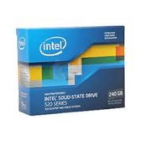 INTEL 520 SERIES 240GB SATAII SSD