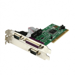STARTECH 1 PORT PCIE DP PEXIP  PARALLEL ADAPTER CARD