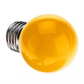 LED LIGHT BULB 1407000133 YELLOW