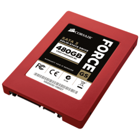 CORSAIR FORCE GS CSSD-F480GBGS-BK 480GB SSD