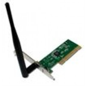 AIRLINK AWLH5085 150N PCI WIRLESS ADAPTER