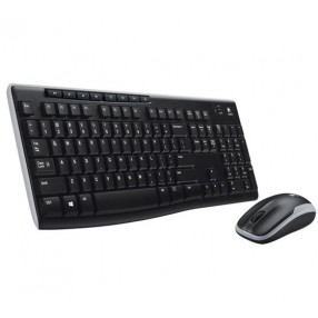 LOGITECH MK270 WIRELESS DESKTOP KB+MS