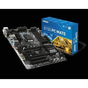 MSI B150 PC MATE SK1151