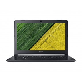 "Acer Aspire A315-21-92FK 15.6"" Laptop with AMD A9 9420 Processor, 1TB HDD, 12GB RAM, AMD Radeon R5 Graphics, & Windows 10 - Bilingual – Black"