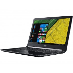 "Acer Laptop, bilingual Aspire A515-51-85UY Intel Core i7 8th Gen 8550U (1.80 GHz) 8 GB Memory 1 TB HDD + 128 GB SSD HDD Intel UHD Graphics 620 15.6"" Windows 10 Home 64-Bit"