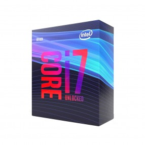 INTEL I7-9700K 3.6GHz 8 CORE 12MB CACHE CPU SOCKET 1151 NO FAN