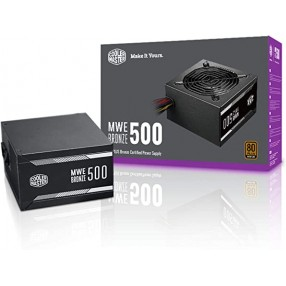 COOLER MASTER 80+ Gold Certified 500W Power Supply