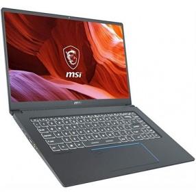 MSI PRESTIGE15 I7-10710U GTX 1650 16GB 512GB SSD 15.6