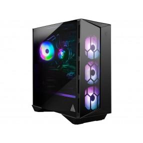 "MSI VR Gaming Computer - Intel i7-10700K 3.80 GHz - 16 GB RAM DDR4 -1 TB 2.5"" Serial ATA SSD- 2 TB HDD - Windows 10 Home - GeForce RTX 3070 8 GB GDDR6 - IEEE 802.11ax - 750 W"